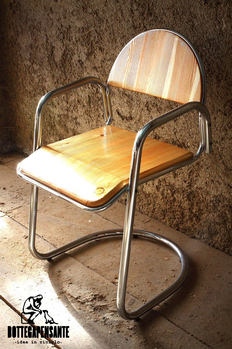 Design bottega pensante for Arredamento sedie