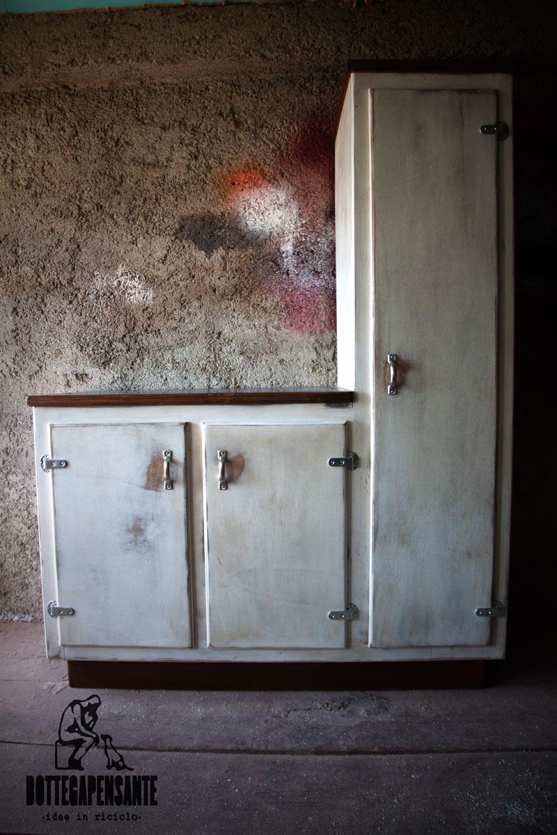 ... Bottega Pensante Arredamento Mobili Base Cucina Vintage (2) ...