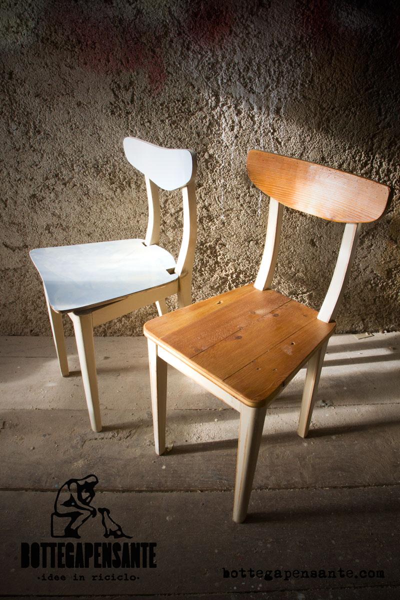 Le quattro signore bottega pensante for Arredamento sedie