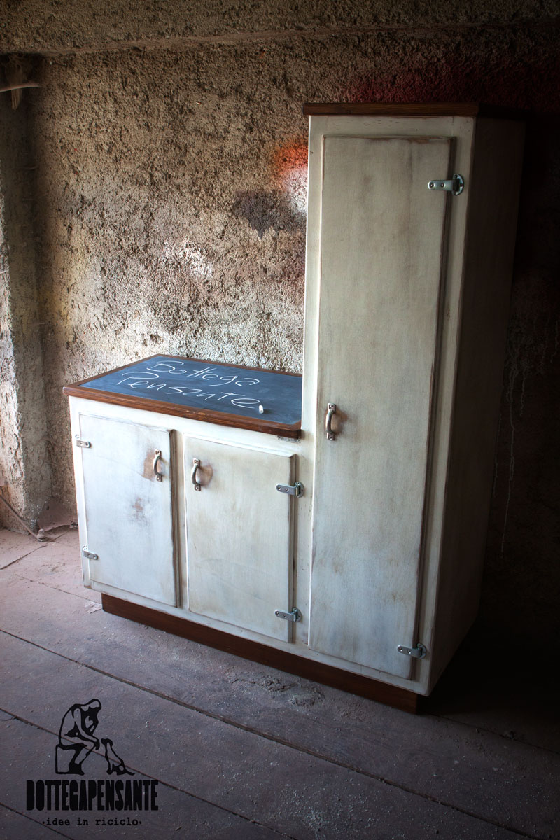 base cucina vintage · bottega pensante